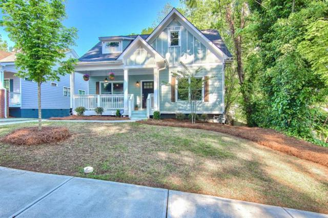 93 Dahlgren Street SE, Atlanta, GA 30317 (MLS #6005372) :: The Bolt Group