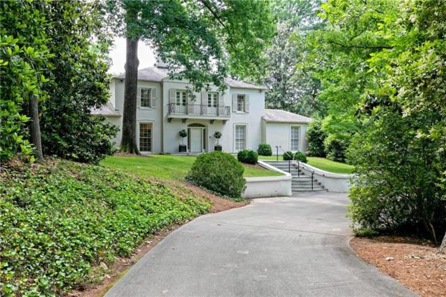 1154 W Paces Ferry Road NW, Atlanta, GA 30327 (MLS #6005413) :: The Hinsons - Mike Hinson & Harriet Hinson