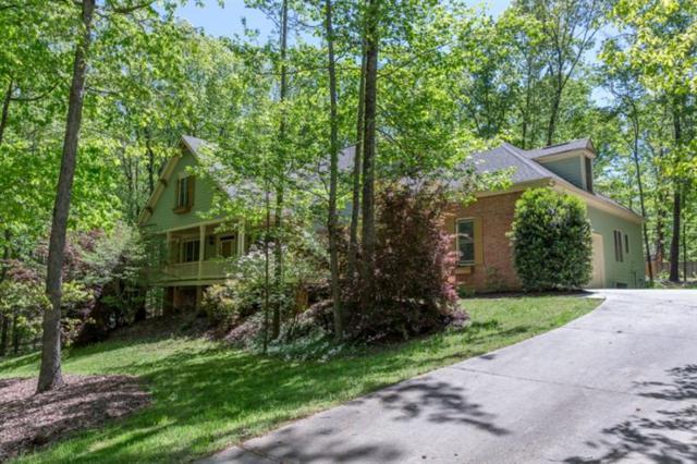 207 Crooked Tree Drive, Dawsonville, GA 30534 (MLS #6005754) :: RE/MAX Paramount Properties