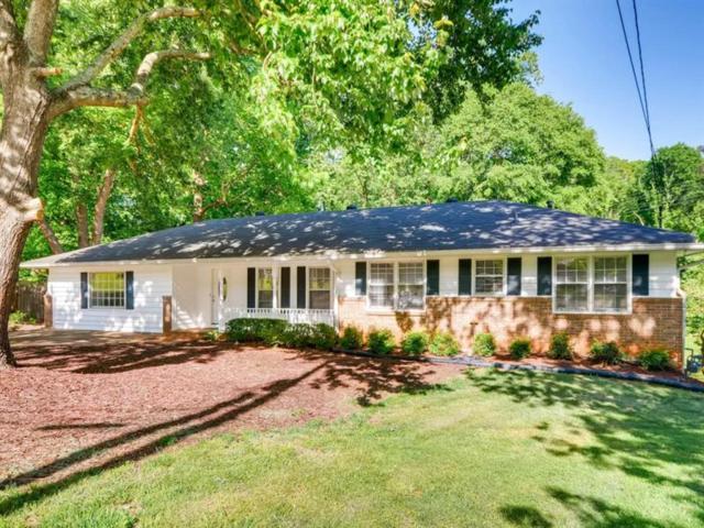 1746 Corinth Circle, Stone Mountain, GA 30087 (MLS #6005879) :: RE/MAX Prestige