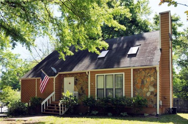 1401 Glynn Oaks Drive SW, Marietta, GA 30008 (MLS #6005948) :: The Zac Team @ RE/MAX Metro Atlanta