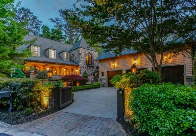 3920 Lower Roswell Road, Marietta, GA 30068 (MLS #6005950) :: Iconic Living Real Estate Professionals