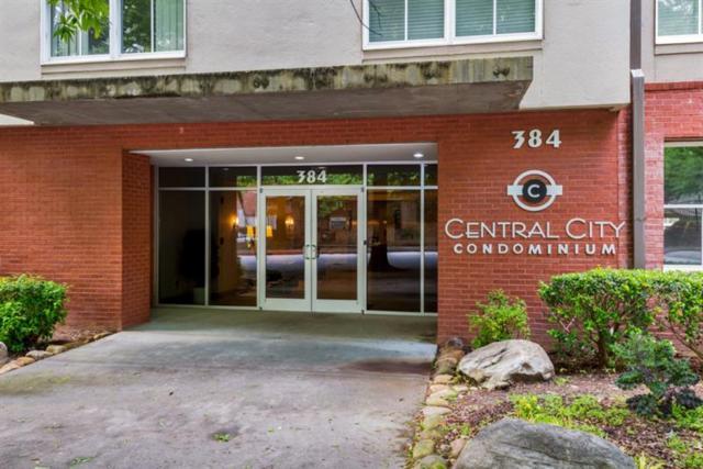 384 Ralph Mcgill Boulevard NE #322, Atlanta, GA 30312 (MLS #6005978) :: Willingham Group
