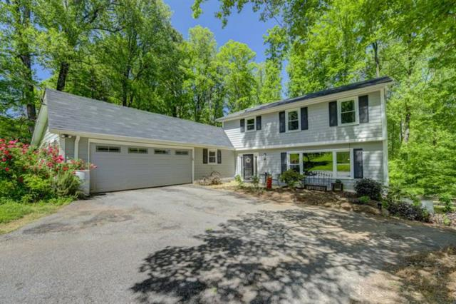 2110 Gunstock Drive, Stone Mountain, GA 30087 (MLS #6006014) :: The Russell Group