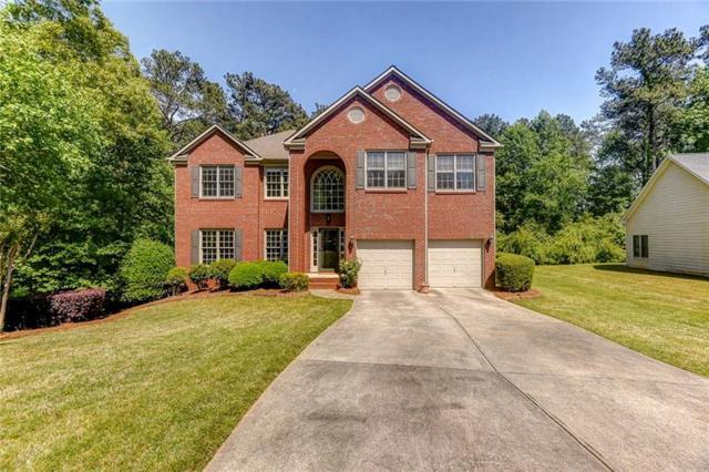 4201 Mill Grove Lane SW, Smyrna, GA 30082 (MLS #6006090) :: The Russell Group