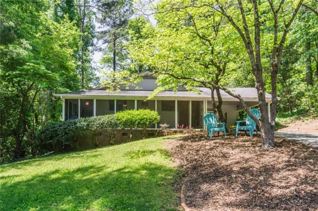 6850 Sunny Brook Lane, Sandy Springs, GA 30328 (MLS #6006094) :: The Bolt Group