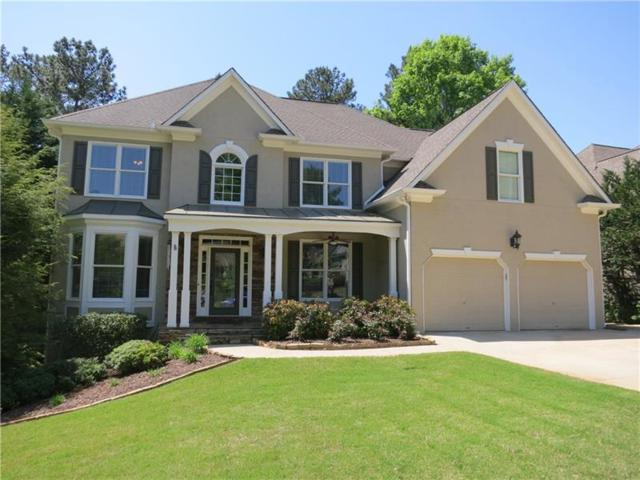 407 Clubview Drive, Woodstock, GA 30189 (MLS #6006110) :: The Russell Group