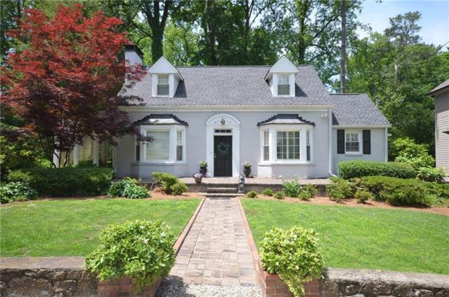 1862 Anjaco Road NW, Atlanta, GA 30309 (MLS #6006243) :: RE/MAX Paramount Properties