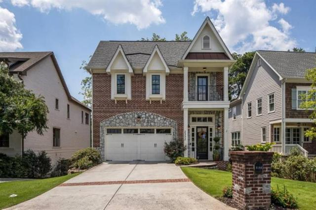2352 Colonial Drive NE, Brookhaven, GA 30319 (MLS #6006313) :: The Bolt Group