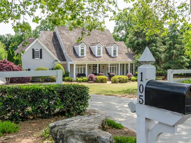 105 Old Cedar Lane, Milton, GA 30004 (MLS #6006393) :: North Atlanta Home Team