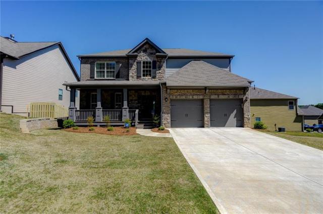 356 Red Fox Drive, Dallas, GA 30157 (MLS #6006423) :: RE/MAX Paramount Properties