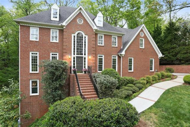 20 Cliffside Crossing, Sandy Springs, GA 30350 (MLS #6006447) :: The Bolt Group