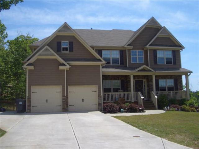 4815 Ward Farm Lane, Powder Springs, GA 30127 (MLS #6006695) :: The Russell Group
