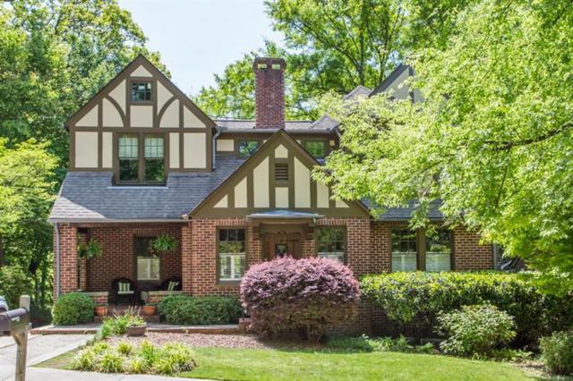 917 Highland Terrace NE, Atlanta, GA 30306 (MLS #6006709) :: The Russell Group