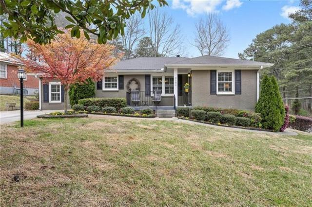 2280 Mcafee Road, Decatur, GA 30032 (MLS #6006759) :: The Bolt Group