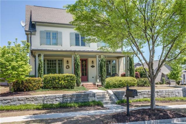 100 Park E, Canton, GA 30115 (MLS #6006762) :: Path & Post Real Estate