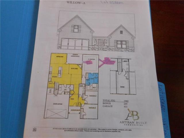104 Great Wood Lane, Villa Rica, GA 30180 (MLS #6006782) :: Carr Real Estate Experts