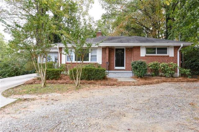 1110 Concord Road SE, Smyrna, GA 30080 (MLS #6006838) :: The Heyl Group at Keller Williams