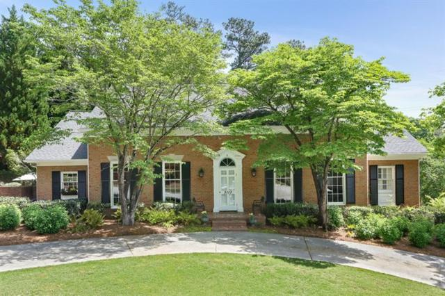 3113 Farmington Drive SE, Atlanta, GA 30339 (MLS #6006878) :: The Hinsons - Mike Hinson & Harriet Hinson