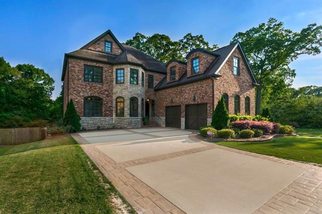 1863 9th Street, Atlanta, GA 30341 (MLS #6006925) :: The Russell Group