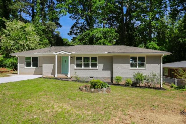 1380 David Circle, Decatur, GA 30032 (MLS #6006948) :: The Russell Group