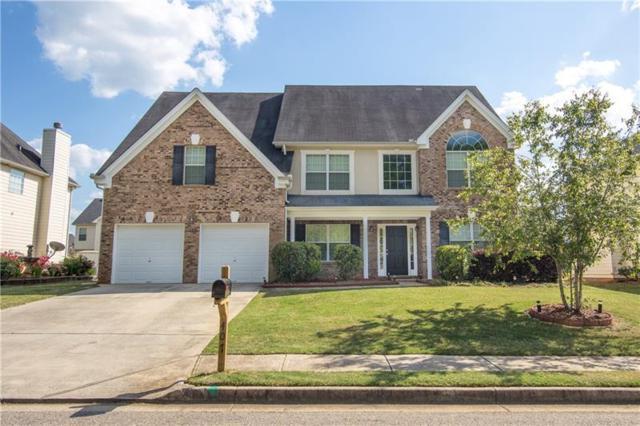 407 Pernell Drive, Hampton, GA 30228 (MLS #6006960) :: The Bolt Group