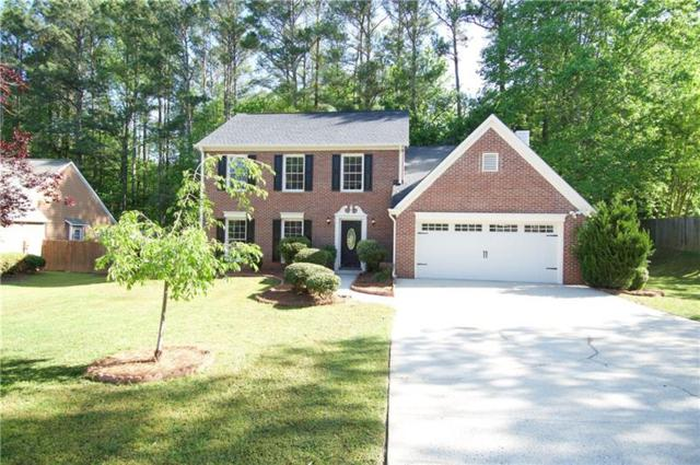 4304 Martingale Lane NW, Acworth, GA 30101 (MLS #6006998) :: The Russell Group