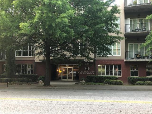 384 Ralph Mcgill Boulevard NE #407, Atlanta, GA 30312 (MLS #6007225) :: The Bolt Group