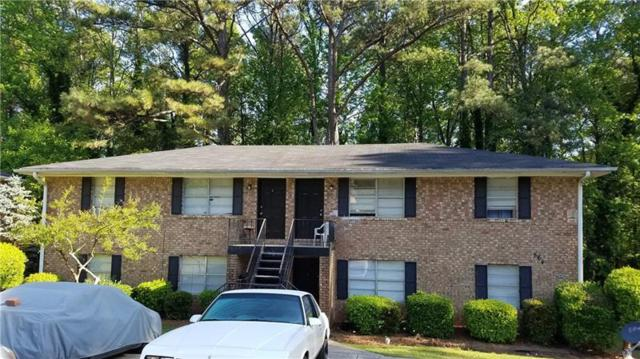 564 Springwood Drive, Forest Park, GA 30297 (MLS #6007296) :: The Bolt Group