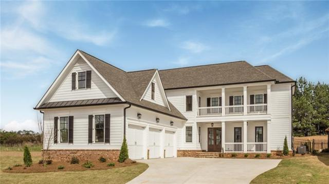1810 Greenleffe Drive, Statham, GA 30666 (MLS #6007326) :: The Russell Group