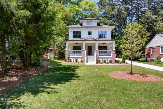 875 Derrydown Way, Decatur, GA 30030 (MLS #6007354) :: The Russell Group