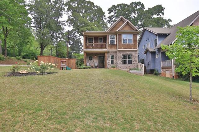 2644 White Oak Drive, Decatur, GA 30032 (MLS #6007361) :: The Russell Group