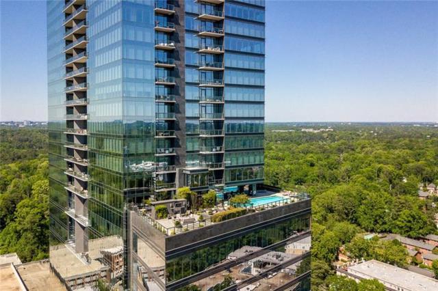 3630 Peachtree Road NE #2107, Atlanta, GA 30326 (MLS #6007393) :: Good Living Real Estate
