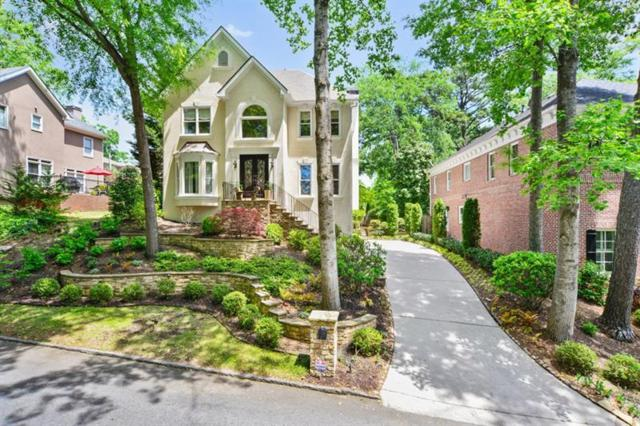 2313 Colonial Drive NE, Brookhaven, GA 30319 (MLS #6007394) :: The Russell Group