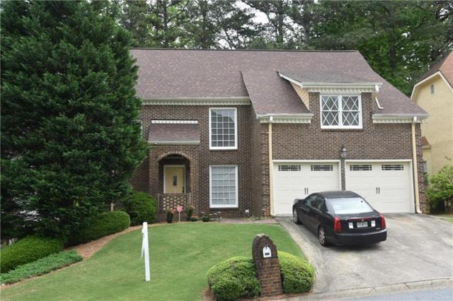 917 Bridgegate Drive NE, Marietta, GA 30068 (MLS #6007398) :: The Russell Group