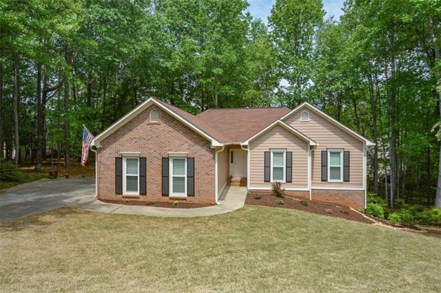631 Wedgewood Drive, Woodstock, GA 30189 (MLS #6007409) :: The Russell Group