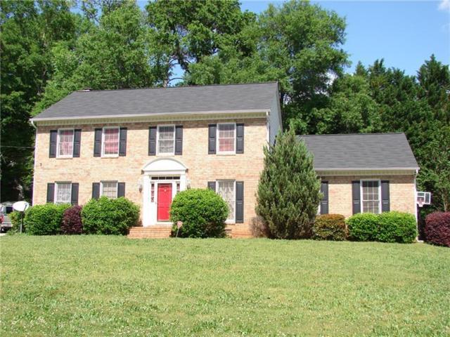 3884 Holy Cross Drive, Decatur, GA 30034 (MLS #6007553) :: RCM Brokers