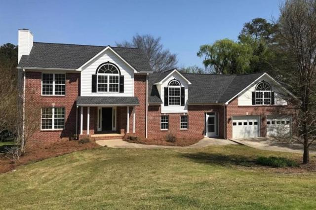 540 Fieldwood Drive NW, Adairsville, GA 30103 (MLS #6007613) :: The Bolt Group