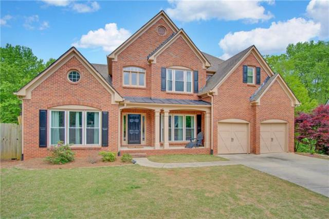 3801 Tynemoore Walk SE, Smyrna, GA 30080 (MLS #6007627) :: RE/MAX Paramount Properties