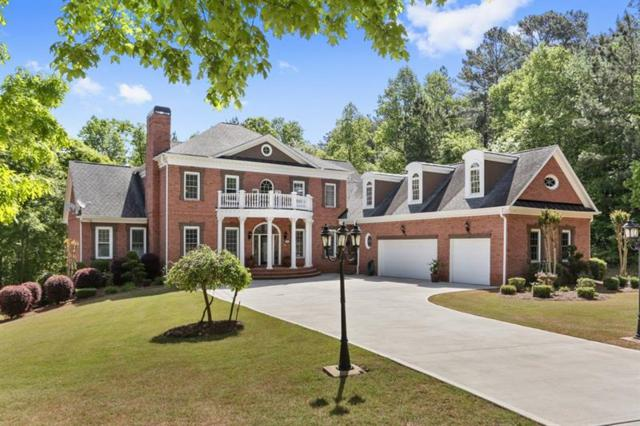 3300 Hill Forest Trail, Acworth, GA 30101 (MLS #6007717) :: The Russell Group
