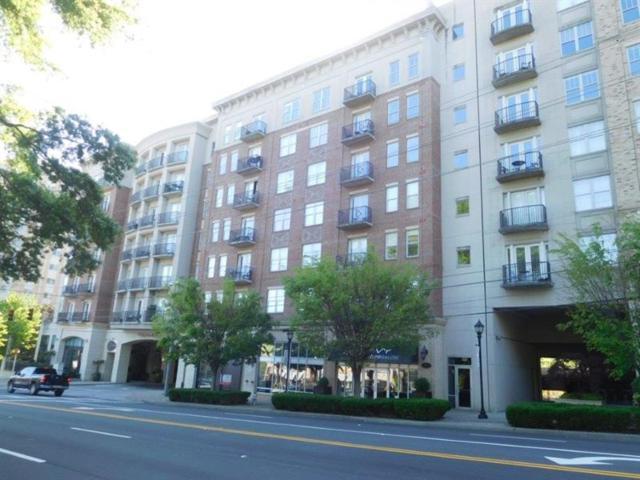 2255 Peachtree Road #724, Atlanta, GA 30309 (MLS #6007723) :: Willingham Group