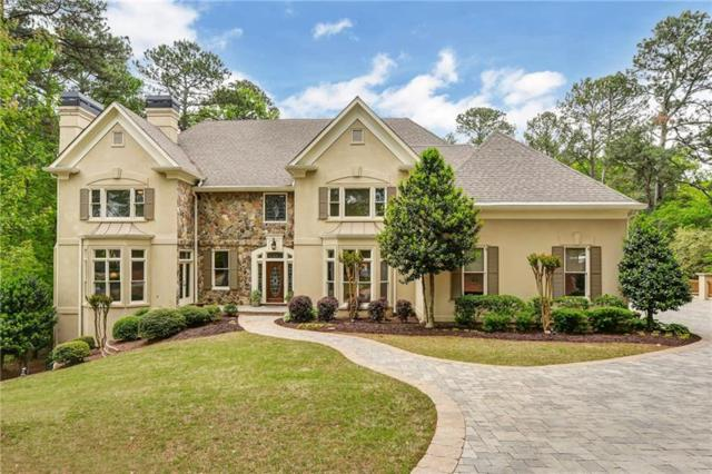 3761 River Mansion, Peachtree Corners, GA 30096 (MLS #6007739) :: The Russell Group
