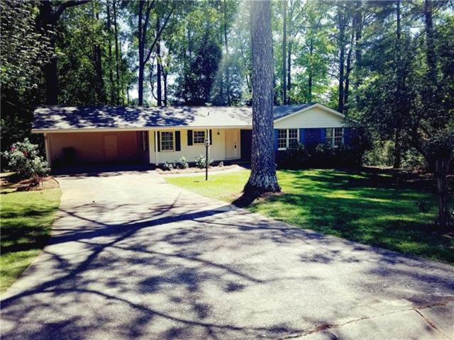 2745 Syble Drive, Austell, GA 30106 (MLS #6007744) :: The Bolt Group