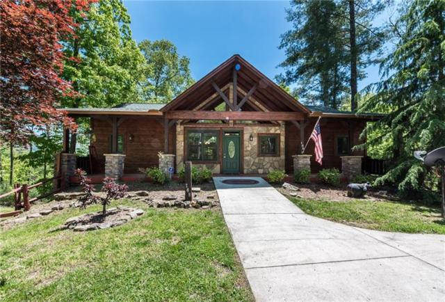 168 Oleta Court, Ellijay, GA 30540 (MLS #6007808) :: The Cowan Connection Team