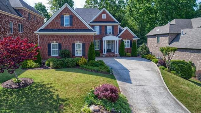 110 Ridgemoor Trace, Canton, GA 30115 (MLS #6007867) :: The Russell Group
