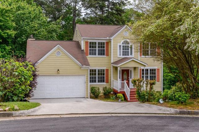 640 S Preston Court, Alpharetta, GA 30022 (MLS #6008161) :: The Zac Team @ RE/MAX Metro Atlanta
