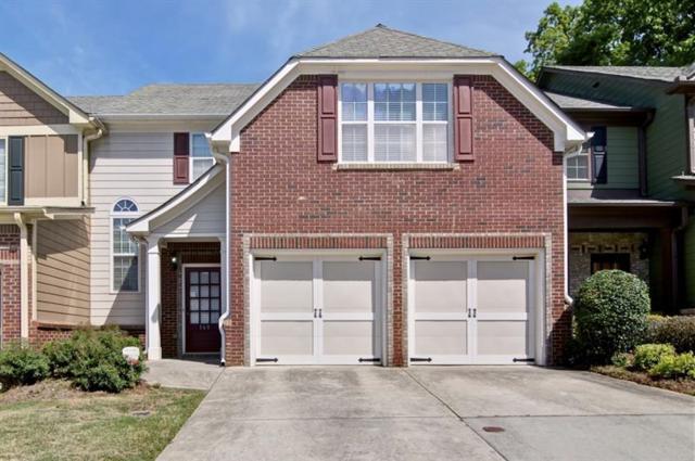 160 Brownstone Place #28, Marietta, GA 30008 (MLS #6008210) :: The Bolt Group