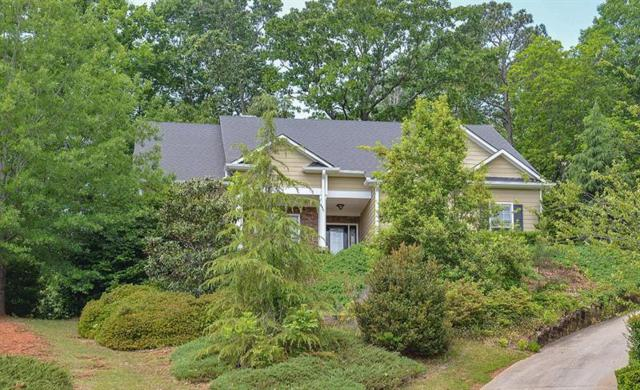 560 Wisteria Drive, Woodstock, GA 30188 (MLS #6008212) :: Path & Post Real Estate
