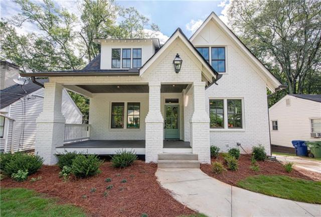 726 Hillpine Drive NE, Atlanta, GA 30306 (MLS #6008260) :: The Bolt Group
