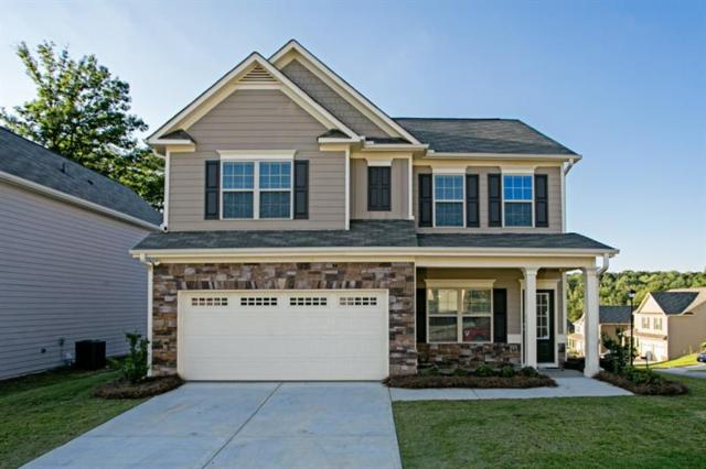 208 Arbor Drive, Rockmart, GA 30153 (MLS #6008280) :: The Russell Group